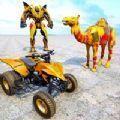 骆驼机器人转变