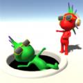 趣味比赛彩孔派对3D