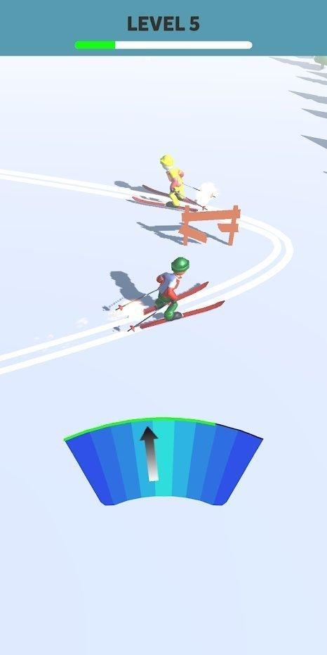 99棋牌游戏,雪地竞速3D介绍