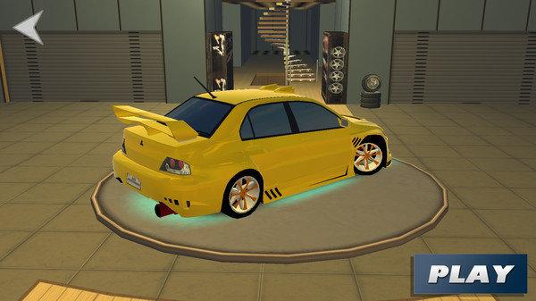 真实停车模拟3D