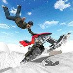 极限雪地摩托赛