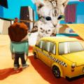 玩具出租车