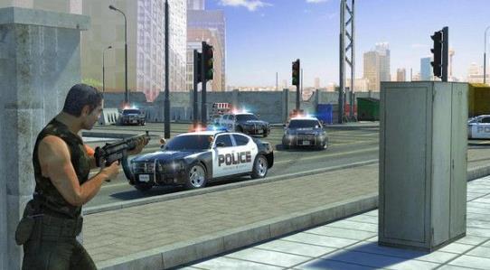 警车追逐大战2020