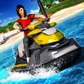 渦輪水沖浪賽車