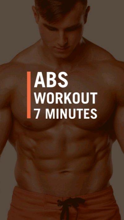 7分钟腹部运动