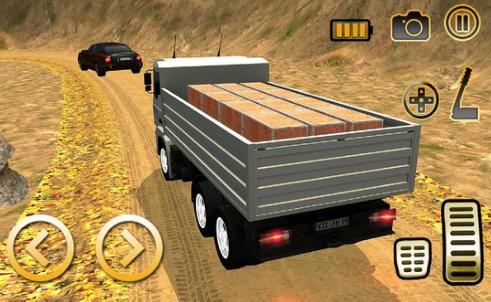 汽车运输模拟器2020破解版截图