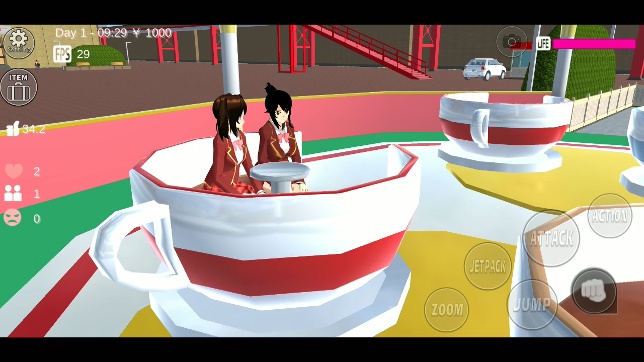 樱花校园模拟器2020破解版