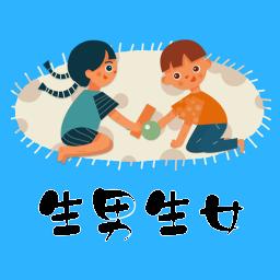 清宫生男生女