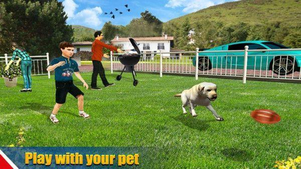 宠物猫狗之家游戏截图