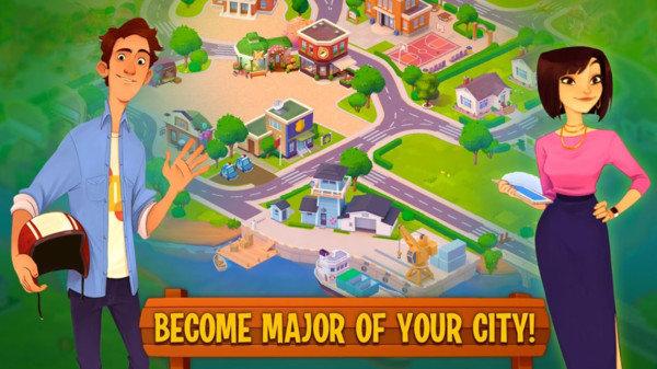 河畔农场游戏截图