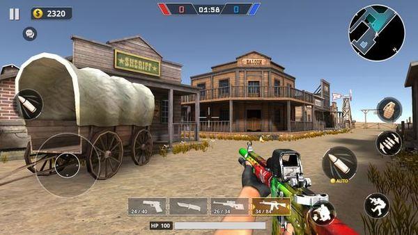 反恐行动致命一击游戏截图