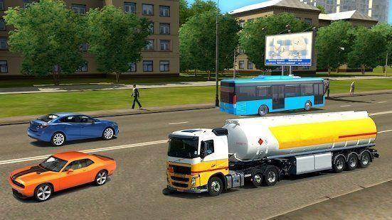油轮卡车货运模拟器2020