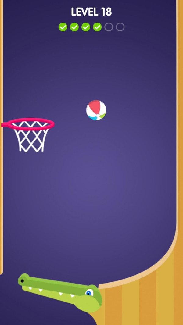 篮球弹珠机