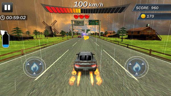 极速赛车驾驶
