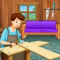 木匠家具店制作