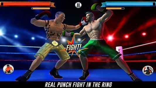传说中的拳击冠军游戏截图