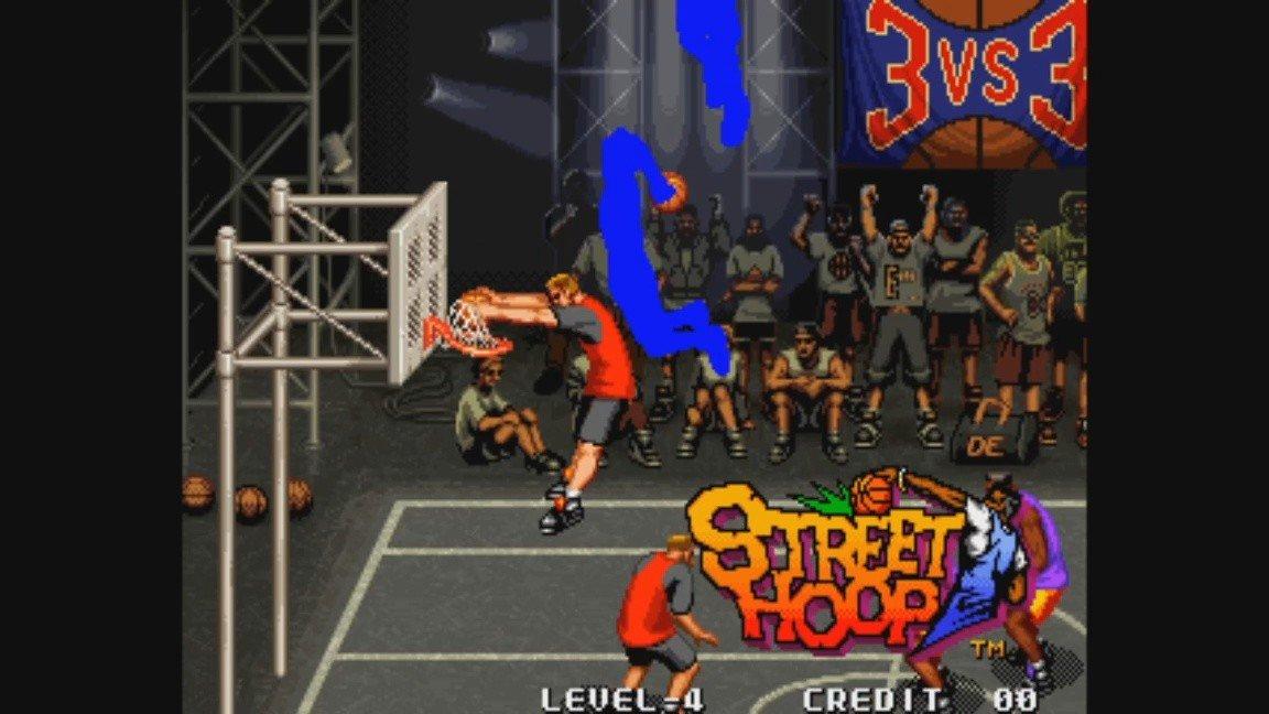 街头篮球免安装硬盘版