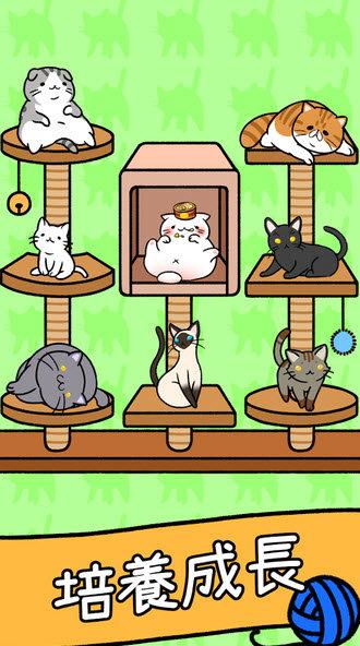 猫咪公寓无限鱼干破解版