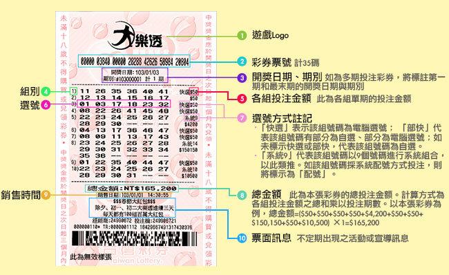 台湾彩票48选7