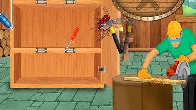 木匠家具店制作截图