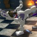 街头电子战斗机