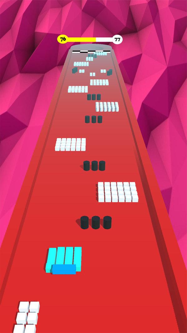 方块吞噬黑洞游戏