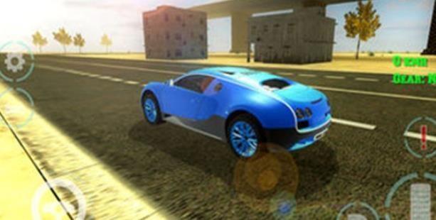 中国豪车模拟