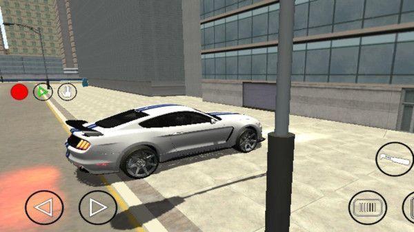 野马汽车模拟驾驶
