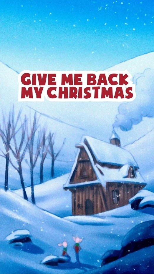 把我的圣诞节还给我