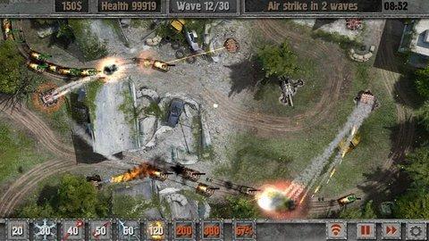 战地防御2中文破解版