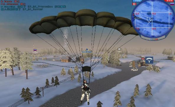 战地2北极战争模组