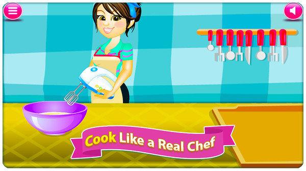 烘培烹飪2