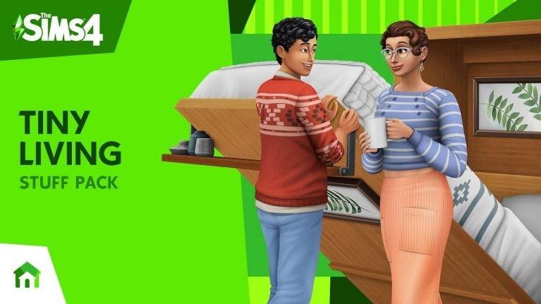 模拟人生4温馨小居