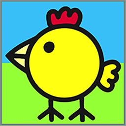 快樂的母雞