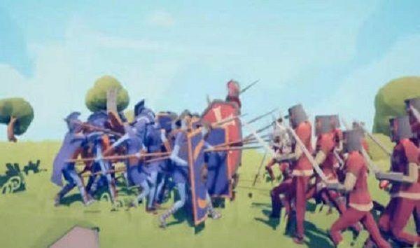 远古时代全民战争截图