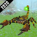 巨毒蝎毒刺