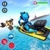 噴氣滑雪機器人潛艇戰蘋果版