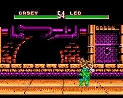 忍者神龟对打