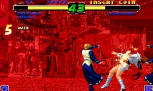 拳皇十周年纪念版