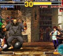 拳皇95加强版