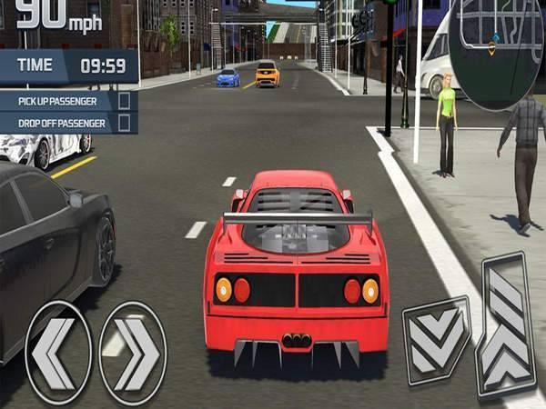 汽车驾驶模拟器2020