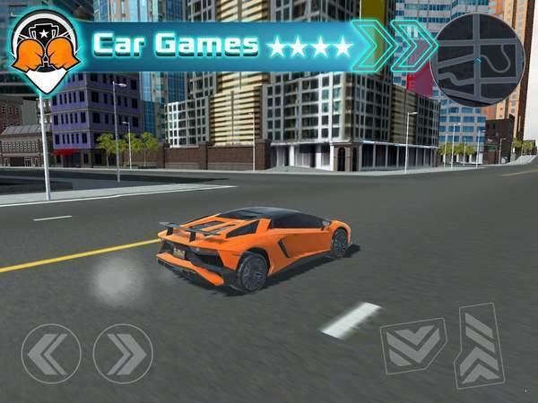 汽车驾驶模拟器2020截图