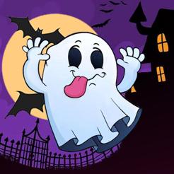 鬼魂逃跑啦