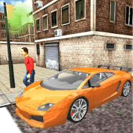 汽车特技驾驶模拟器