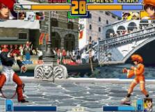 拳皇2001全人物版
