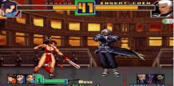 拳皇2001破解版