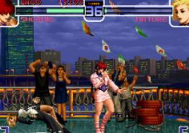 拳皇2002暴走版