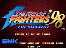 拳皇98修复版