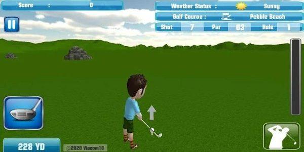 Shiva Golf截图