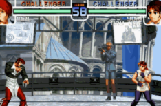 拳皇2003变态版